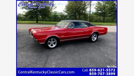 1967 Oldsmobile Cutlass Supreme S Coupe for sale 101327299