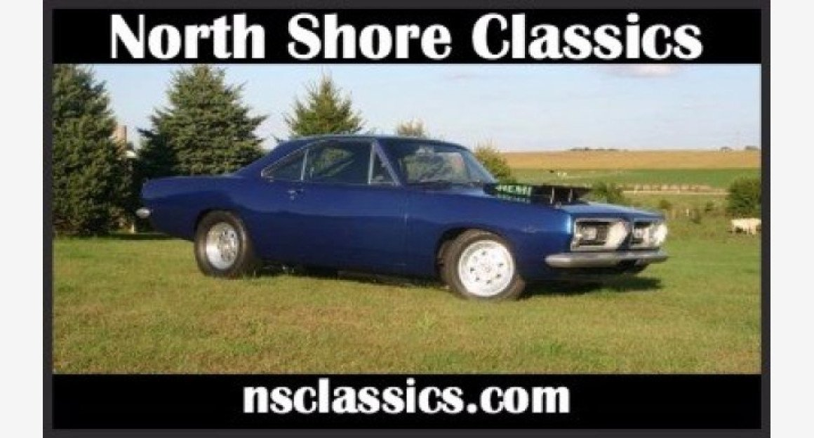 1967 Plymouth Barracuda for sale 100835295