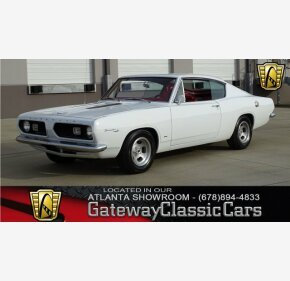 1967 Plymouth Barracuda for sale 101095565