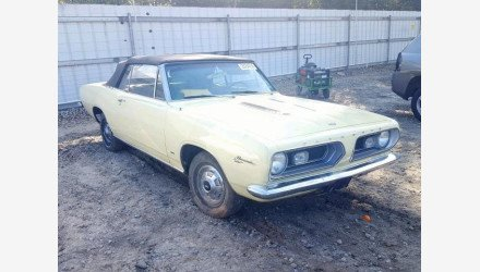 1967 Plymouth Barracuda for sale 101112709