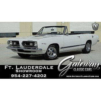 1967 Plymouth Barracuda for sale 101129519