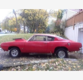 1967 Plymouth Barracuda for sale 101234891