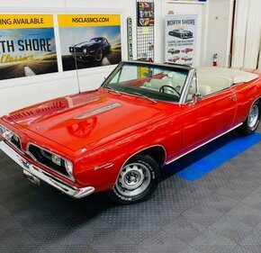 1967 Plymouth Barracuda for sale 101322210