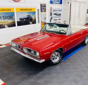 1967 Plymouth Barracuda for sale 101357635