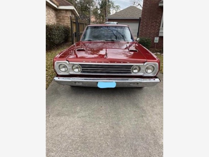 1967 Plymouth Belvedere for sale 101495245