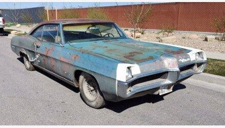 1967 Pontiac Bonneville for sale 101493115
