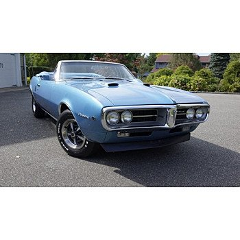 1967 Pontiac Firebird for sale 100913744