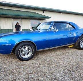 1967 Pontiac Firebird for sale 101063965