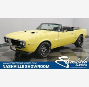 1967 Pontiac Firebird for sale 101219964
