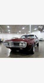 1967 Pontiac Firebird for sale 101267064