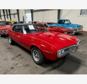 1967 Pontiac Firebird for sale 101276051
