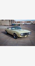 1967 Pontiac Firebird for sale 101278878