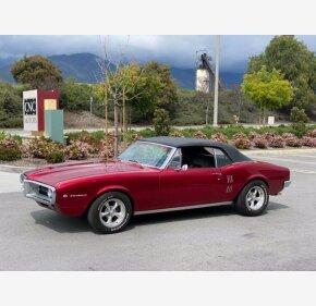 1967 Pontiac Firebird for sale 101310128
