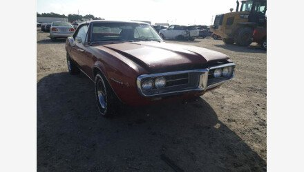 1967 Pontiac Firebird for sale 101402706