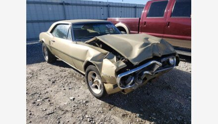 1967 Pontiac Firebird for sale 101413090