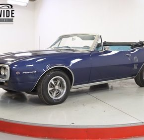 1967 Pontiac Firebird for sale 101426935