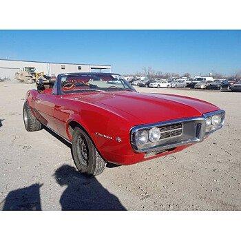 1967 Pontiac Firebird for sale 101437765
