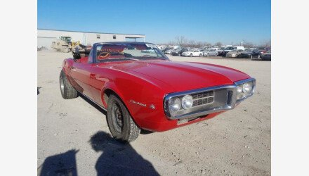 1967 Pontiac Firebird for sale 101437765