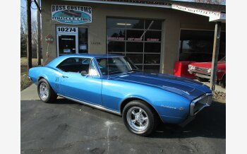 1967 Pontiac Firebird for sale 101068272
