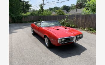 1967 Pontiac Firebird Convertible for sale 101180072