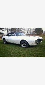 1967 Pontiac Firebird Convertible for sale 101214578