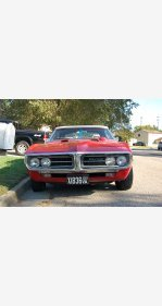 1967 Pontiac Firebird Convertible for sale 101221780