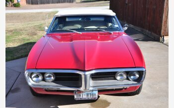 1967 Pontiac Firebird Convertible for sale 101262486