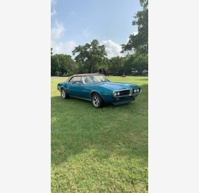 1967 Pontiac Firebird Convertible for sale 101282121