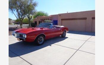 1967 Pontiac Firebird Convertible for sale 101492065