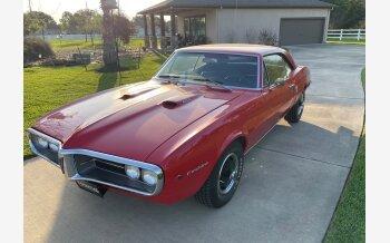 1967 Pontiac Firebird for sale 101496089