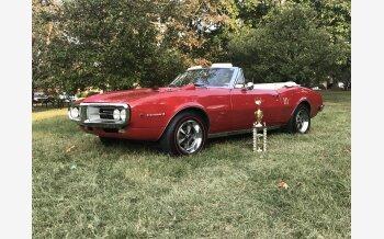1967 Pontiac Firebird Convertible for sale 101526300