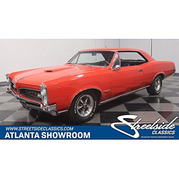 1967 Pontiac GTO for sale 100975636