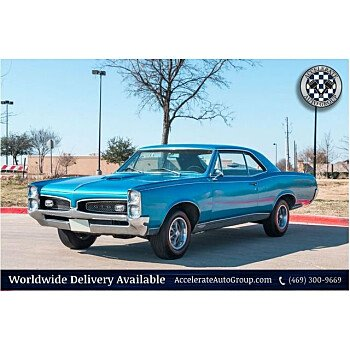 1967 Pontiac GTO for sale 101097161