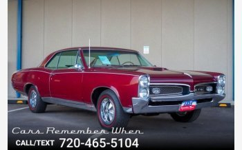 1967 Pontiac GTO for sale 100995707