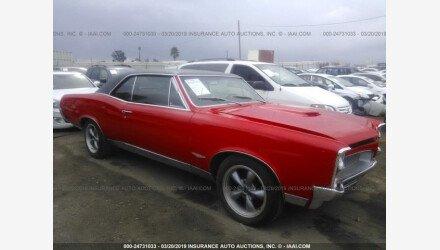 1967 Pontiac GTO for sale 101111061