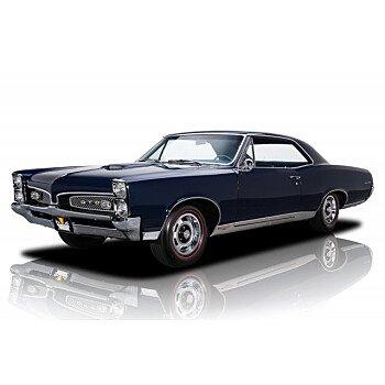 1967 Pontiac GTO for sale 101178002