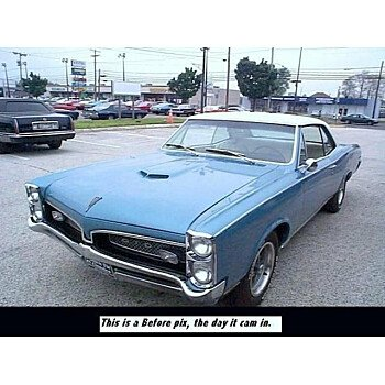 1967 Pontiac GTO for sale 101185514
