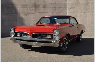 1967 Pontiac GTO for sale 101219896