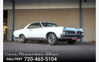 1967 Pontiac GTO for sale 101236909
