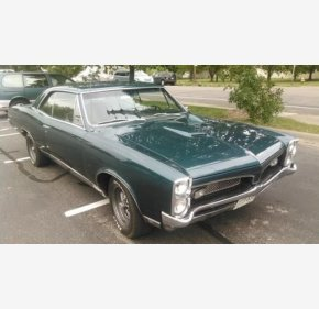 1967 Pontiac GTO for sale 101239394