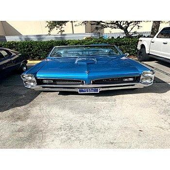 1967 Pontiac GTO for sale 101277054