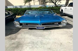 1967 Pontiac GTO for sale 101277054