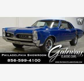 1967 Pontiac GTO for sale 101294075