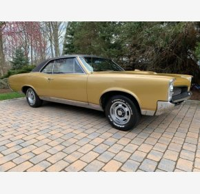 1967 Pontiac GTO for sale 101313874