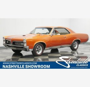 1967 Pontiac GTO for sale 101329498