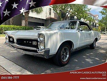 1967 Pontiac GTO for sale 101340870