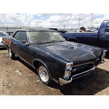 1967 Pontiac GTO for sale 101371610