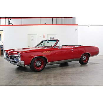 1967 Pontiac GTO for sale 101404021