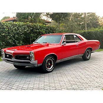 1967 Pontiac GTO for sale 101415979