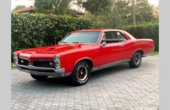 1967 Pontiac GTO for sale 101415979